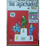 Historieta.los Agachados De Rius, Edit. Posada.# 5 1968
