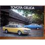 Brochure Catalogo Toyota Celica