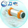 Reproductor Mp3 Con 4gb Contra Agua Sumergible De Natacion