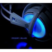 Fone Steelseries Siberia V2 Frost Blue Headset Original