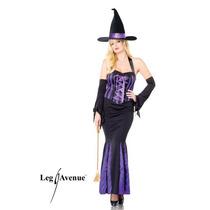 Leg Avenue Disfraz Bruja Largo 3 Piezas 83586 Sexy