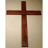 Cruces Cruz Catolica En Madera Grande