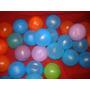 Pelotas Plasticas Grandes Bulto Rellenos De Piñata