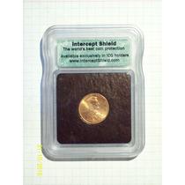 Estados Unidos 1 Centavo Lincoln Encapsulado Certificado