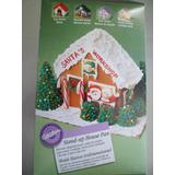 Molde De Torta Casa Navidad Wilton