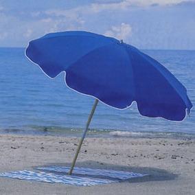 sombrilla grande de 25 mts a la redonda altura 270 mts - Sombrillas De Playa Grandes