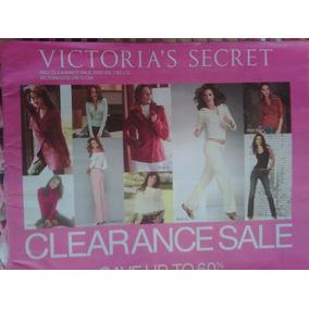 Victorias Secret Catalogo 2005 Blusas Jeans Sueter Abrigos