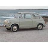 Manual De Taller Fiat 600 (1955-1969) Español
