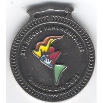 Super Ganga, Medalla De Los Juegos Panamericanos Guadalajara