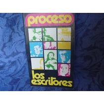 Alejandro Avilés, Los Escritores, Revista Proceso, México.