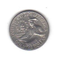 25 Centavos Ó Quarter De Dollar 1976 Moneda Usa Bicentenario
