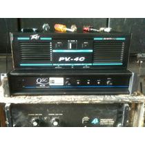 Amplificador Peavey Pv-4c Envio Gratis