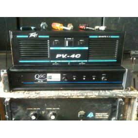 Amplificador Peavey Pv-4c.