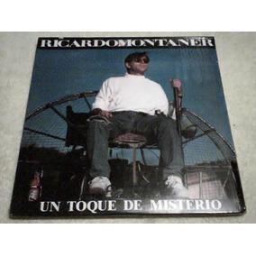Disco Lp Ricardo Montaner - Un Toque De Misterio -