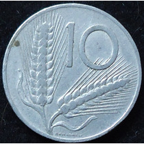 Italia - 10 Liras Año 1953....................... Blamanan
