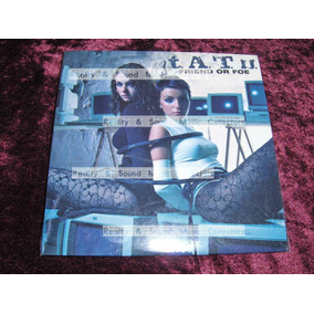Tatu Friend Or Foe Remixes Cd Mex 5 Tracks De Coleccion!!