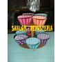 *base Chica 10 Muffins Cupcakes Panquecitos Mantecadas*