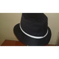 Sombrero Tipo Pachuco Fedora Para Niña,niño,adultos,jovenes