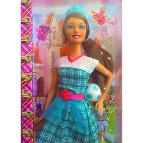 Barbie Escuela De Princesas Vestido De Escuela