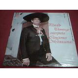 Disco Lp Placido Domingo - Interpreta Canciones Mexicanas -