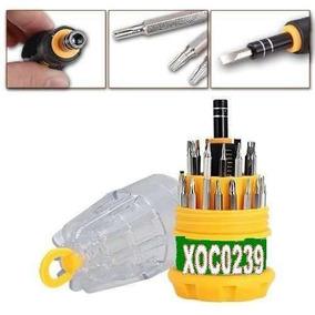 Kit Desarmador Magnetico 30 Pzas Celulares, Netbooks Laptops