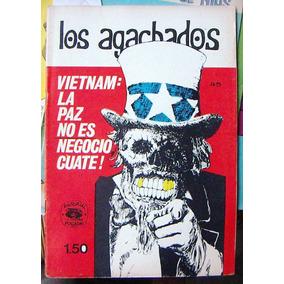 Ndd.historieta.los Agachados De Rius,edit. Posada. # 45,1970