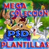 Plantillas Psd Photoshop Fotomontajes Infantiles Templates