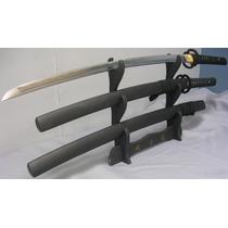 Katana Y Wakizashi Marca Musashi Iaido Fulltang Espadas