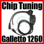 Galletto 1260 Programador Computadora De Carro Chip Tunning