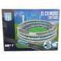 Estadio El Cilindro Cancha De Racing Puzzle 3d Maqueta