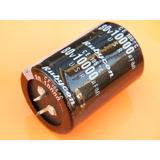 2x Condensador Electrolitico 10000uf 80v