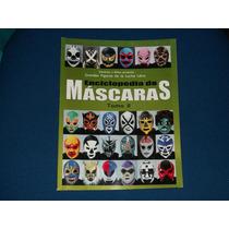 Revista Enciclopedia De Mascaras Tomo 2