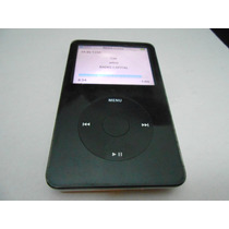 Ipod Video 5ta Generación Negro (30 Gb) Usado