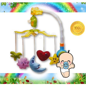 Movil Infantil Para Corral,cuna,juguete Didactico Y Musical
