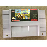 Fita Super Nintendo Donkey Kong Country 3 Americana Original