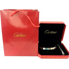 Pulsera Cartier Love, Incluye Shoppingbag Y Caja, Envio Free