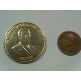 Moneda Y Botón Conmemorativos
