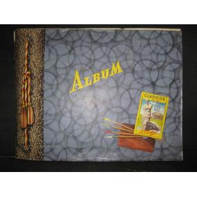 Album Clasicos La Central 224 Cajitas De Cerillos