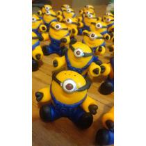 Souvenirs Minions De Porcelana Fria