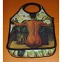 Lunchera Lanchera C/ Cierre Diseño Diego Rivera Marido Kahlo
