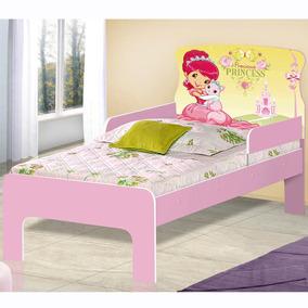 Cama Infantil Angel J&a Móveis Princesas