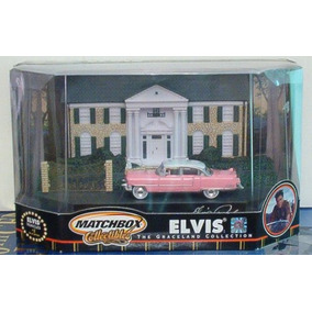Matchbox Coleccionables - Elvis The Collection Graceland -