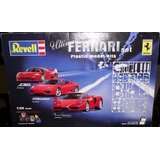 Set De Autos Ferrari Escala 1/24