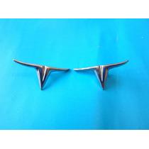 Emblemas Ford Maverick Cuernitos De Vestiduras 289 - 302