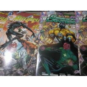Dc New 52, Numeros Sueltos,batman,superman,acuaman,dhl