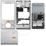 Pedido Carcasa Sony Ericsson W995 Silver