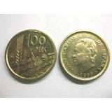 Moneda 100 Pesetas De España 1995- Fao:tierra Arada & Espiga
