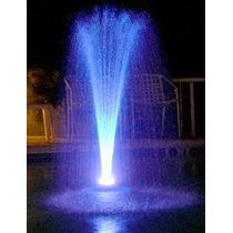 Fuente Flotante Color Para Alberca Boda, Quinta