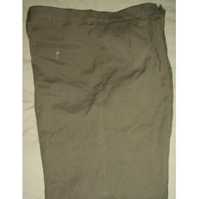Haggar, Pantalon De Vestir Verde, 36 X 30 Envio Gratis