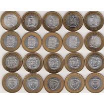 Monedas Estados 100 Pesos !!